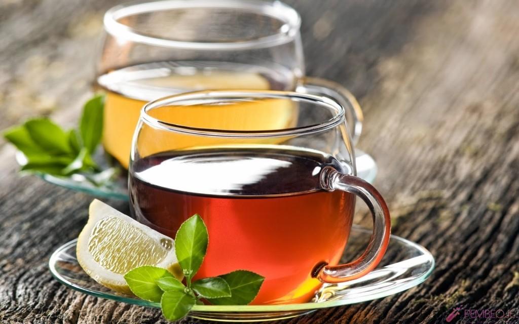 Aşırı Terleyenler İçin Doğal Bitki Çayı